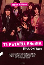 TE POTARÍA ENCIMA (SICK ON YOU)