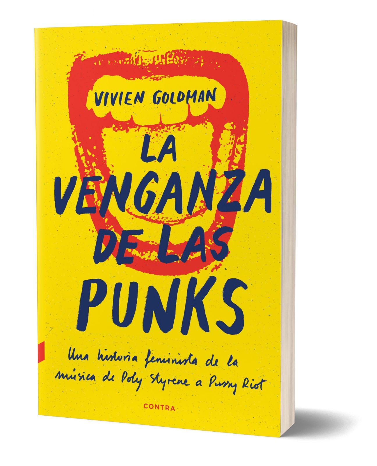 Cubierta_La_venganza_de_las_punks_3D