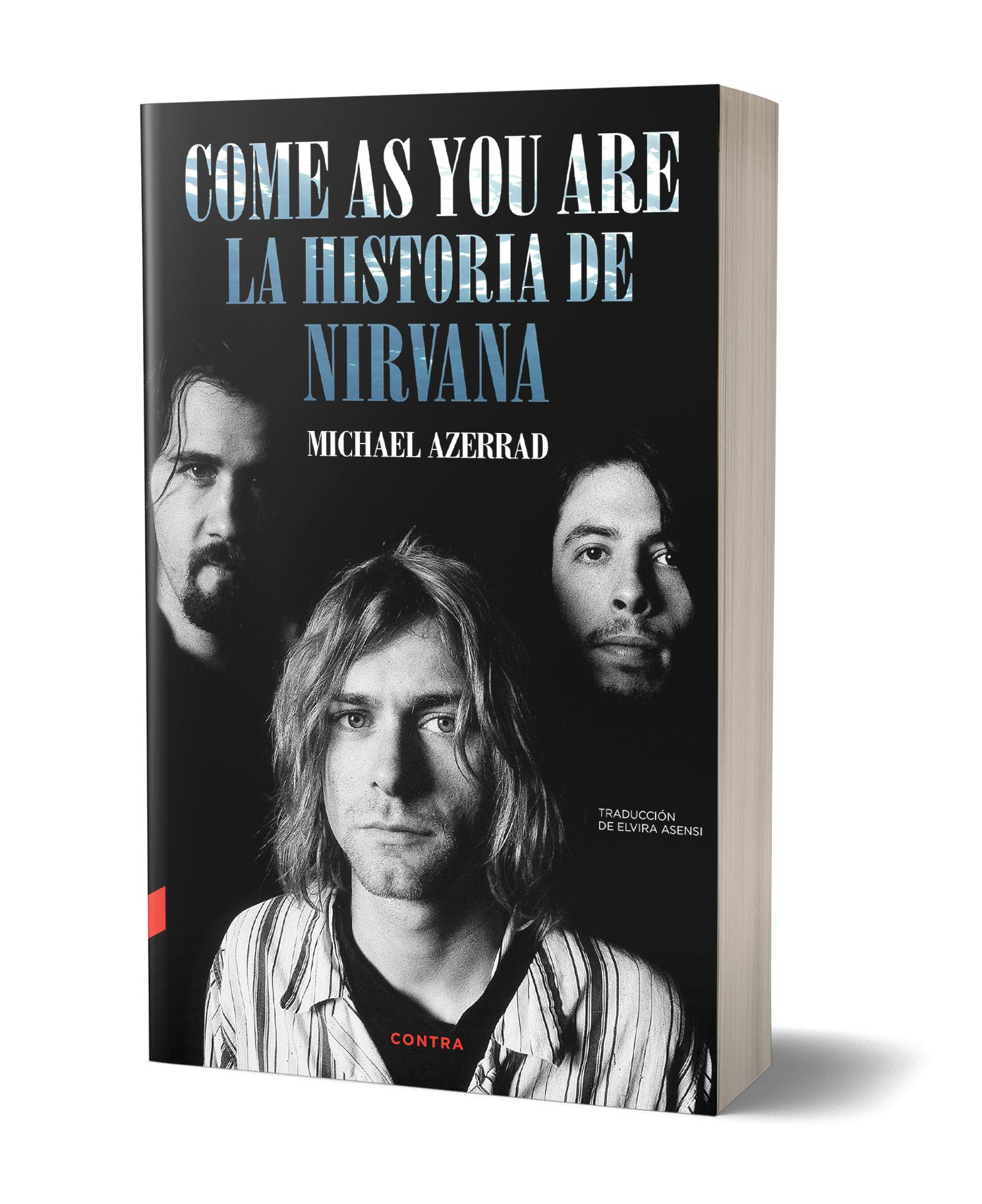 ¿Qué estáis leyendo ahora? - Página 17 Cover_Come_as_You_Are_3D